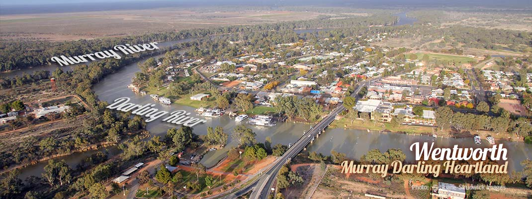 Wentworth Australia  city photo : Wentworth NSW Australia's Murray Darling Heartland