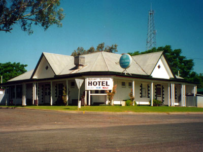 Pooncaire Telegraph Hotel Motel
