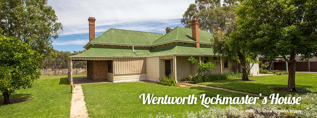 Lockmaster's House, Wentworth