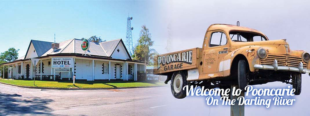 Welcome to Pooncarie