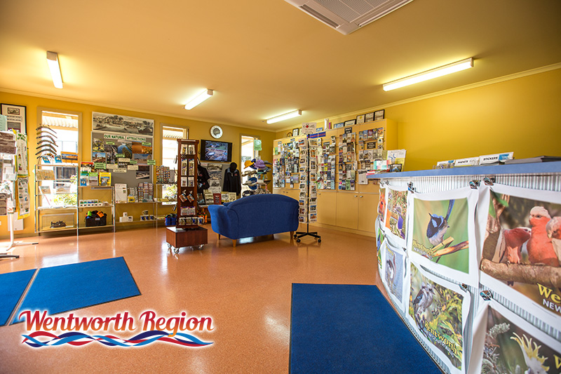 Wentworth Visitor Centre