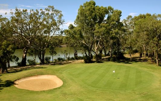 Dareton Coomealla Golf Club