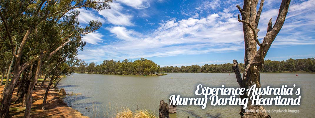 Junction of the Murray Darling river - Discover Murray River