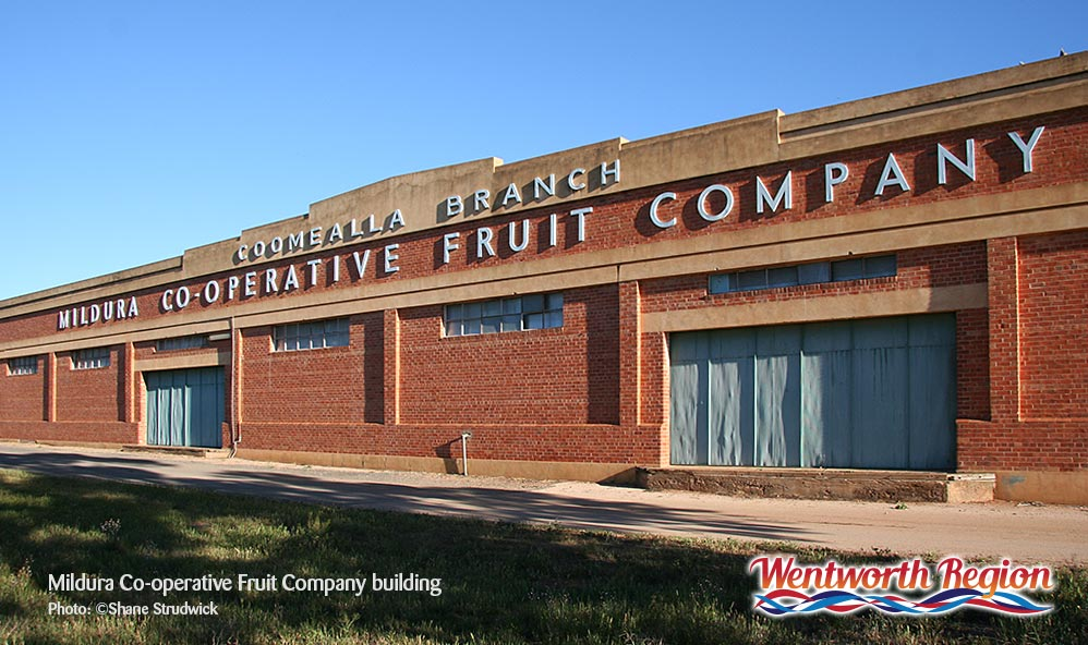 Coomealla Fruit Co-operative