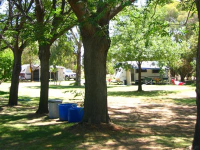 Fort Courage Caravan Park,