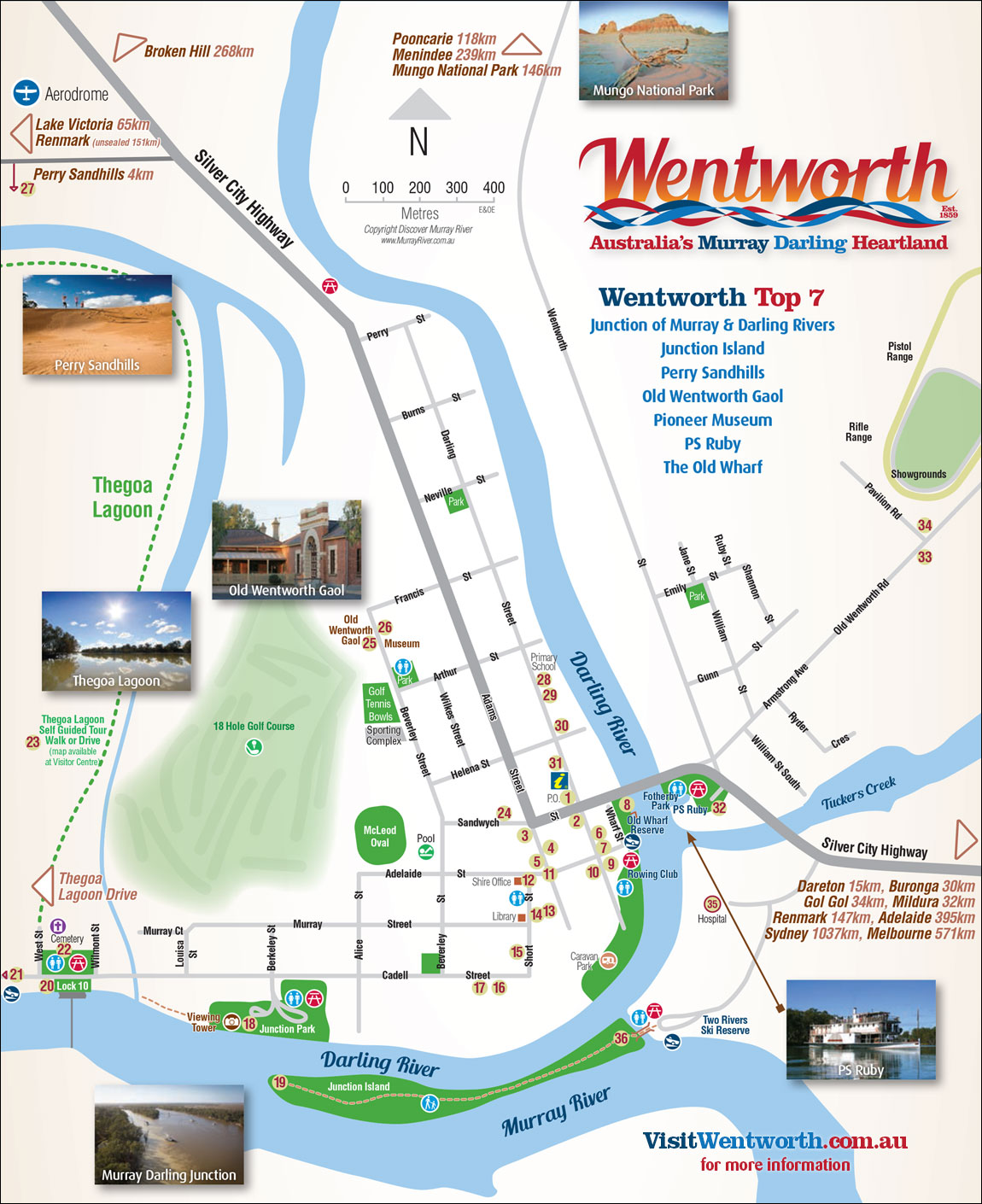 Wentworth Driving Trail