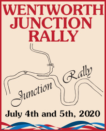 Wentworth Junction Rally 2020